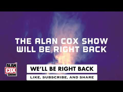 The Alan Cox Show - The Alan Cox Show Live Stream (Audio Only 10/14/2019)