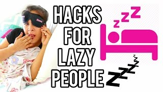 12 Hacks for LAZY people + SHORTCUTS to life!