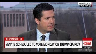 Nunes discusses Trump visit to CIA on State of the Union