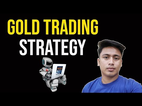 Gold Trading System - Forex Robot EA Strategy