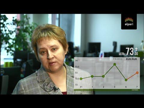 Доллар и евро снизились на открытии