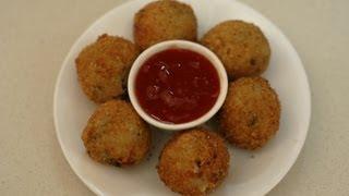 Olive Potato Balls