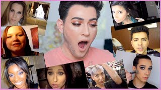 REACTING TO BEAUTY GURU