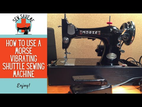 Morse Vibrating Shuttle