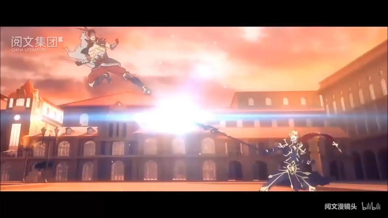 the kings avatar ova episode 1 sub indo