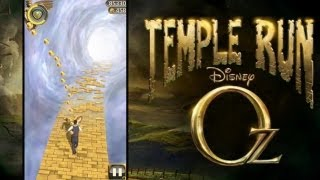 Temple Run: Oz - YELLOW BRICK ROAD - Part 2 (iPhone Gameplay Video)