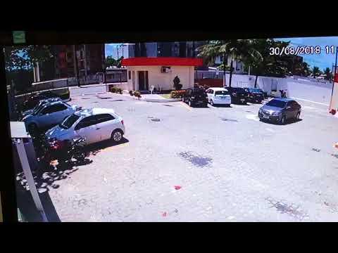 Pistoleiro entra a pé no Batalhão e executa bombeiro a tiros
