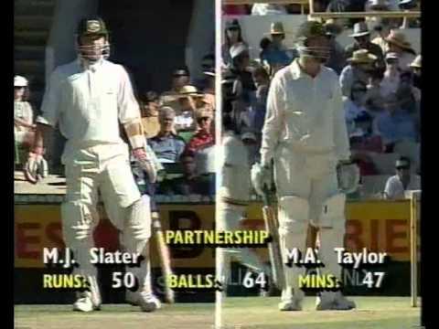 FASTEST BOWLING IN AUSTRALIA- PERTH 1995 - Devon Malcolm