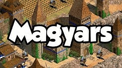 Magyars Overview AoE2