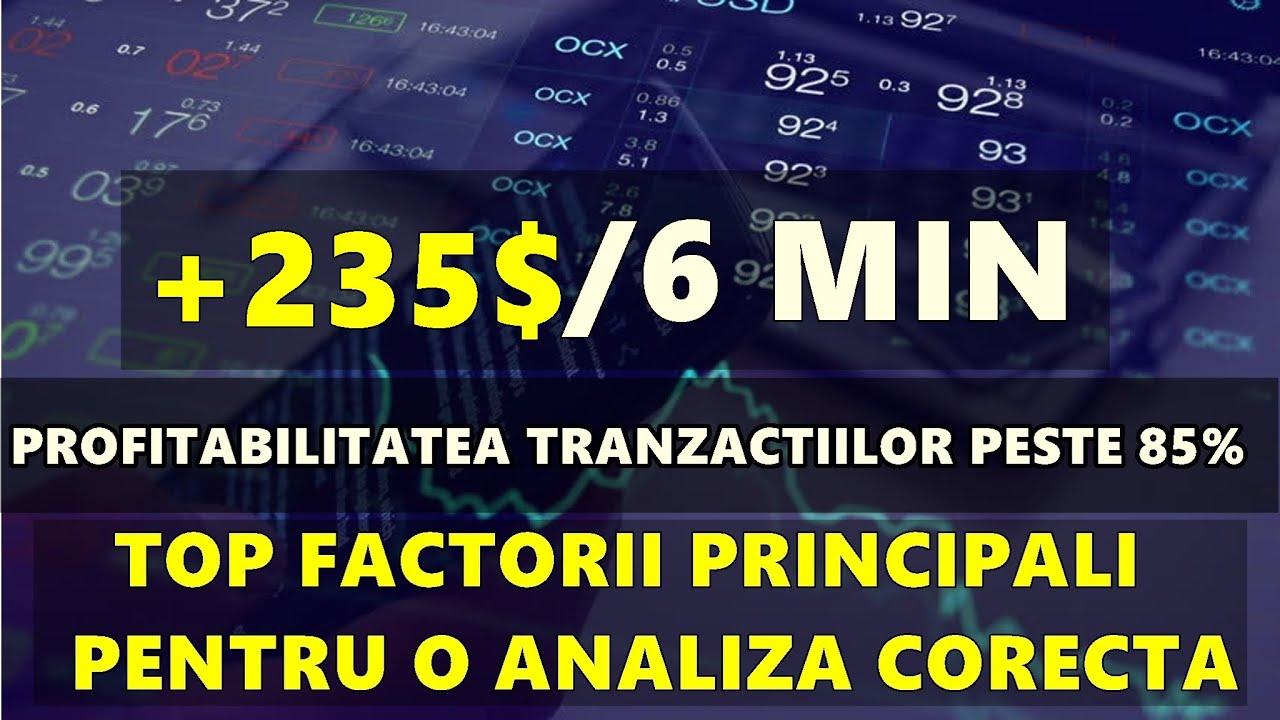 tranzactii cu optiuni binare)