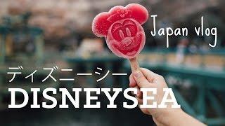 Video 1-day at Tokyo Disneysea!  || Japan vlog download MP3, 3GP, MP4, WEBM, AVI, FLV Agustus 2018