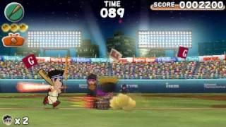 Hammerin' Hero Sony PSP Gameplay - Extreme Baseball