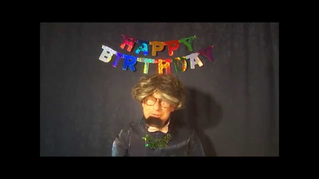 Funny Happy Birthday BILL Song #1 Check Out #2 & #3