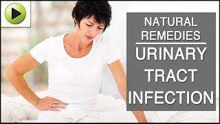 Urinary Tract Infection - Natural Ayurvedic Home Remedies