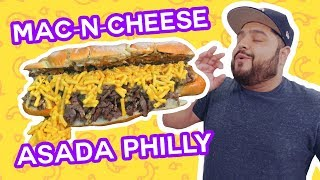 PHILLY MAC-N-CHEESE | MANCHOSO | EL GUZII