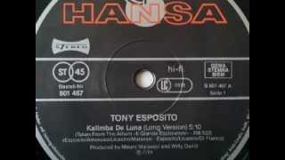 Tony Esposito -  Kalimba De Luna(Long Version)HQ