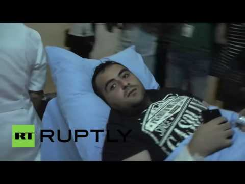 Armenia: Protesters rushed to hospital after clashes over police station siege
