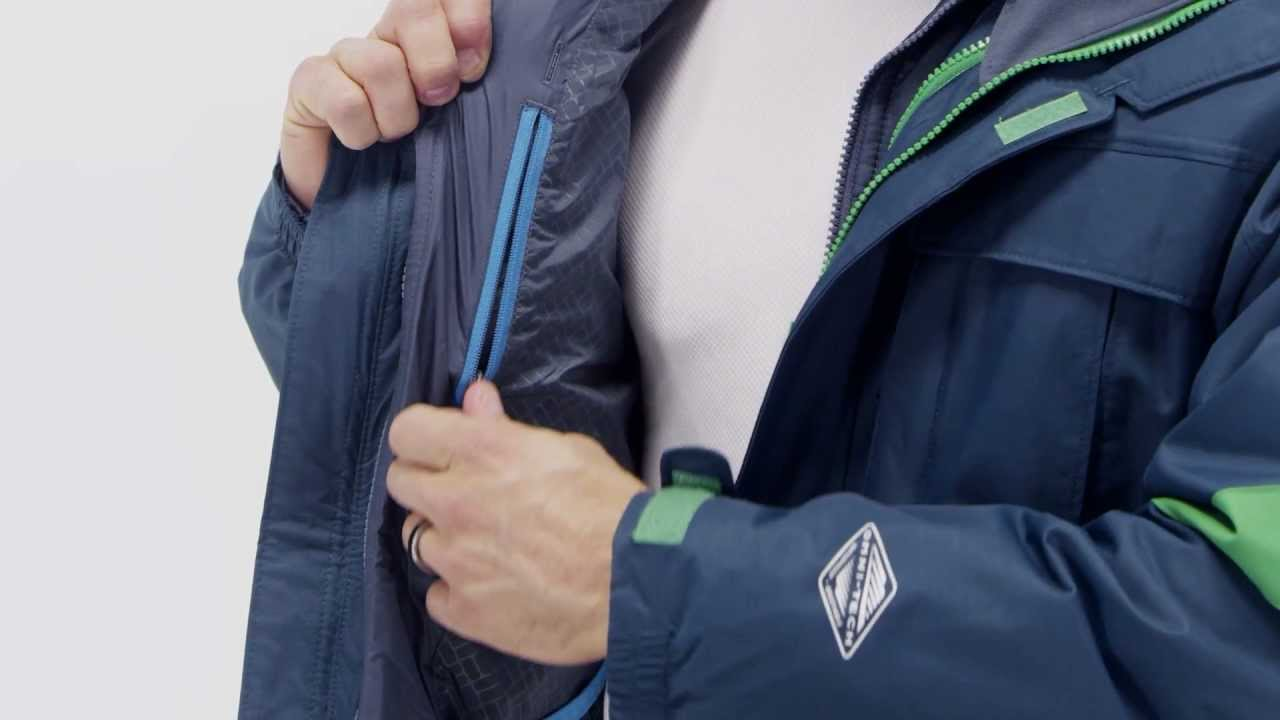 b0abf2a707b Columbia Men s Bugaboo Interchange Jacket - YouTube
