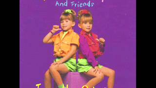 """the Olsen twins singing """"Yakety Yak"""" from their album I Am The Cute..."""