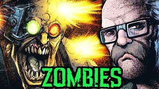 TRANZIT CREW NEARLY KILLED BY CYBORG ZOMBIES! (NEW BO3 Zombies Comic #5)