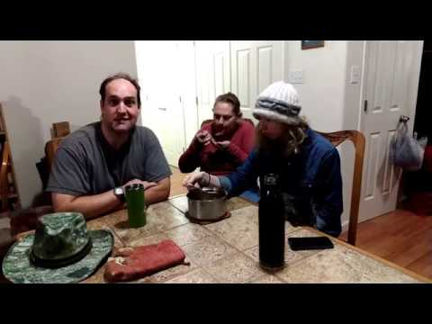 Stocking away food for gluten free people, Backpacker's ...