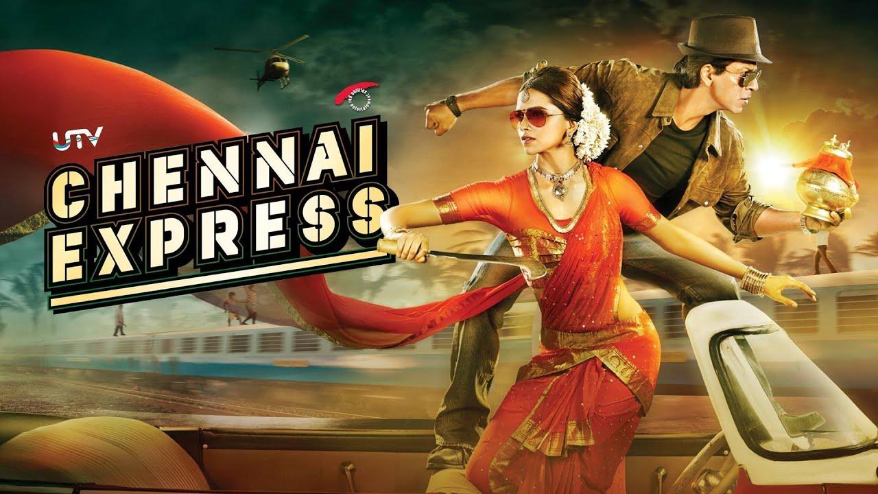 Download Chennai Express Full Movie facts   Shah Rukh Khan   Deepika Padukone   Rohit Shetty
