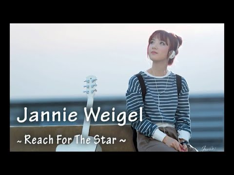 Jannine Weigel ~ Reach for the stars | Official Theme Song ASIAN GAMES 2018 (Music Lyric)