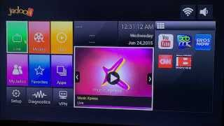 Jadoo TV 4 Demo, Complete Channels List & XBMC App Review
