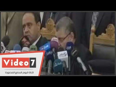 -جنايات القاهرة- تقضى بالإعدام شنقا لـ28 متهما بقضية -اغتيال النائب العام-  - 12:22-2017 / 7 / 22