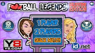 Football Legends Valentine Edition - Tournament - Heartbreakers Team