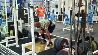 Mike Deadlift 553 (251kg)