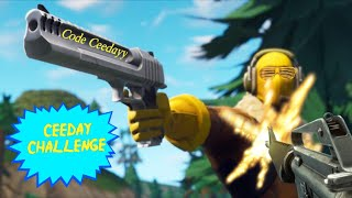 THE CEEDAY CHALLENGE (and Brenderp getting a 14 bomb) IN FORTNITE BATTLE ROYALE!!