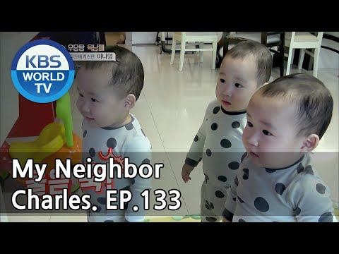 My Neighbor, Charles | 이웃집 찰스 Ep.133 / Six Siblings of the An Family [ENG/2018.03.22]