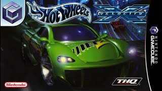 Longplay of Hot Wheels Velocity X