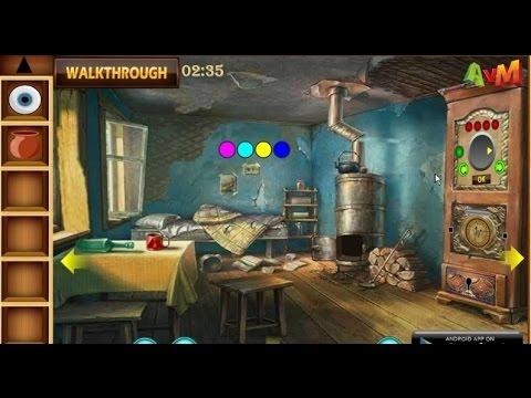 Avm Abandoned Wooden Room Escape Walkthrough Avmgames