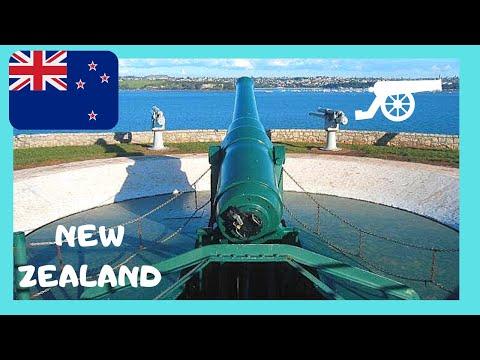 NEW ZEALAND, PRE-WW1 FORTIFICATIONS in DEVONPORT, keeping Russians away