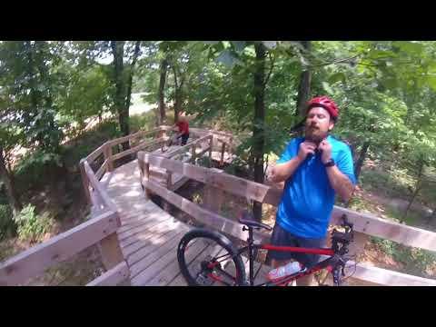 Siloam Springs City Lake Flow Trail