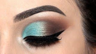 JACLYN HILL X MORPHE PALETTE - Mini Eye Makeup Video