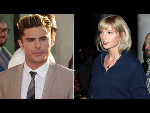 Are Zac Efron & Taylor Swift Dating?