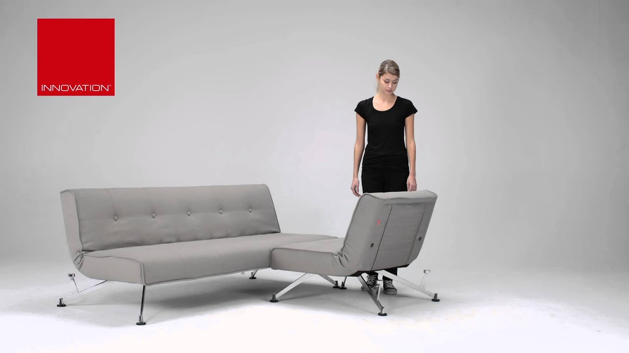 clubber sofa the minimalist clubber recliner sofa bed by per weiss thesofa. Black Bedroom Furniture Sets. Home Design Ideas
