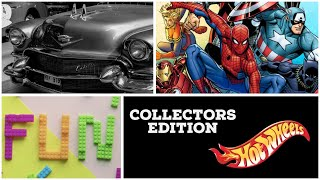 COLLECTORS EDITION (Diecast, Toys, Hotwheels, Action Figure, Lego Bricks) Collections | Stop & Go TV