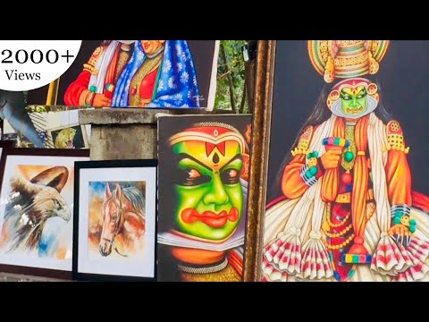 Karnataka Chitrakala Parishath Bangalore 2019 | Art Events | Exhibition