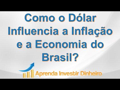 Como o Dólar Influencia a Inflação e a Economia do Brasil?