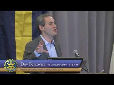 Dov Bercovici - The Discovery Centre