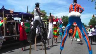 Guyana Parade 2017