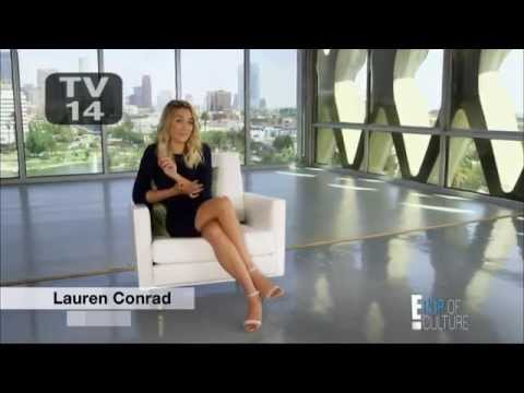 Lauren Conrad Pop Innovators E! 2014 1080i HD