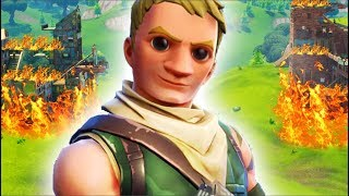 How To Be A NOOB In Fortnite...