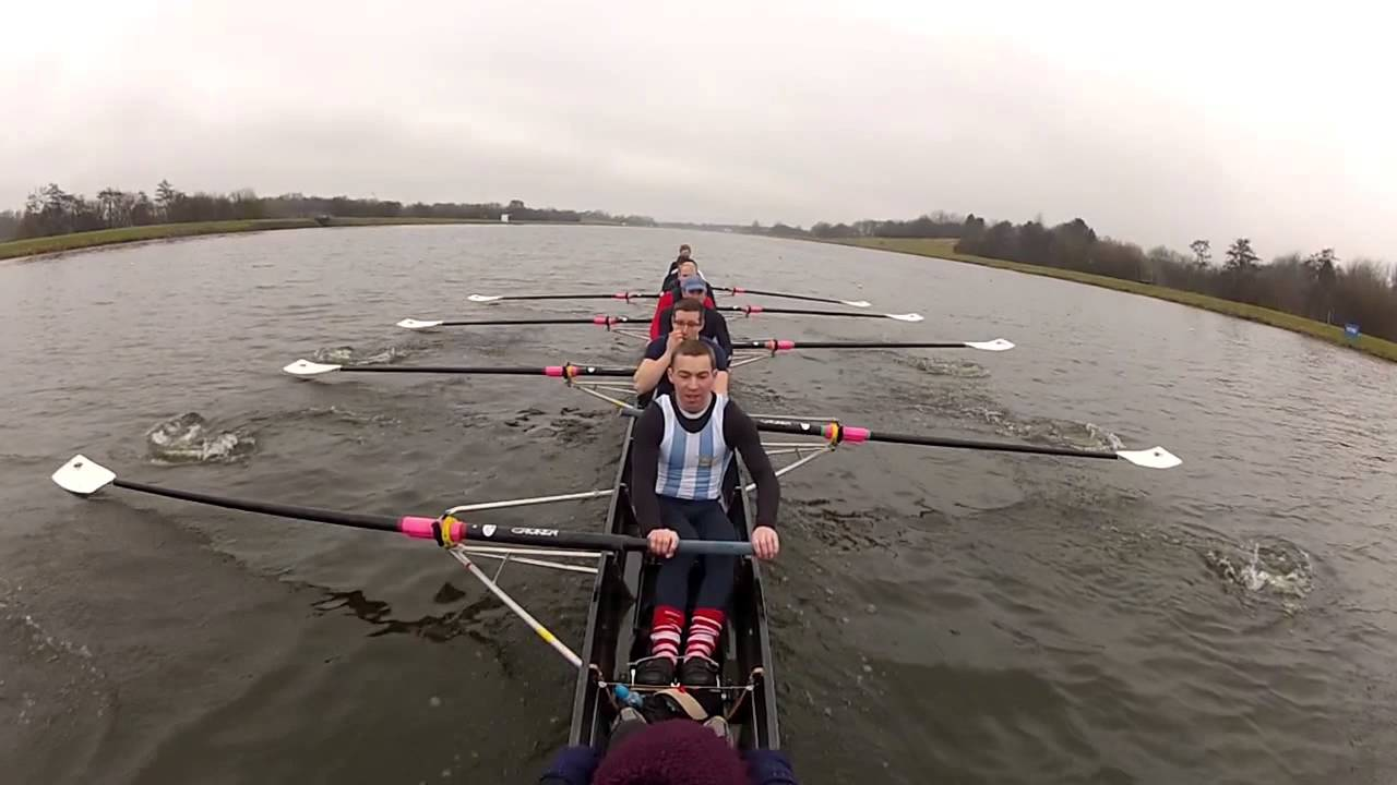 Gopro Hero 5 Vs Hero 4 >> Leicester Rowing Club - Training HPP @ 10% - YouTube