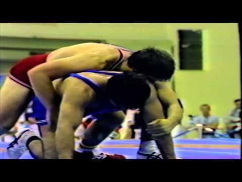 1978 Commonwealth Games: 90 kg Steve Daniar (CAN) vs. Kartar Singh (IND)