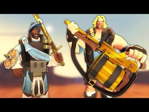TF2: The Ol' HooDoo DemoKnight (feat. Big Joey Slap-Nuts)